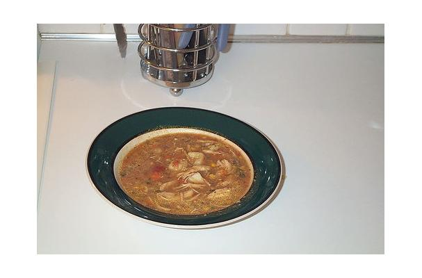 Image of Aztec Soup, Foodista