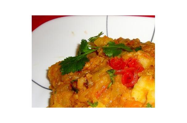 Image of Aloo Kurma, Foodista