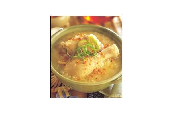 Image of Arroz Caldo (filipino Congee), Foodista