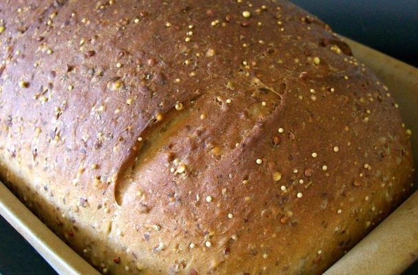 Image of Ancient Grains Bread, Foodista
